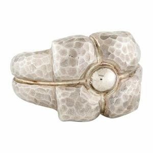 Tiffany & Co Paloma Picasso Fiore Hammered Ring